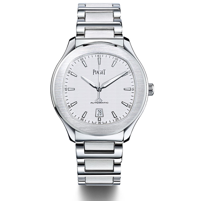Piaget Polo S Silver Dial Automatic Men's G0A41001