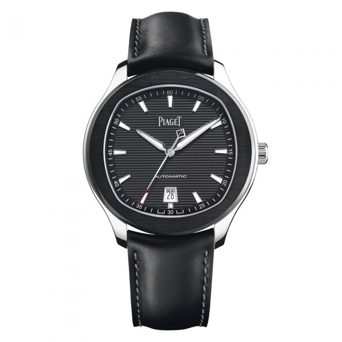 Piaget Polo S Black Dial Automatic Men's G0A42001