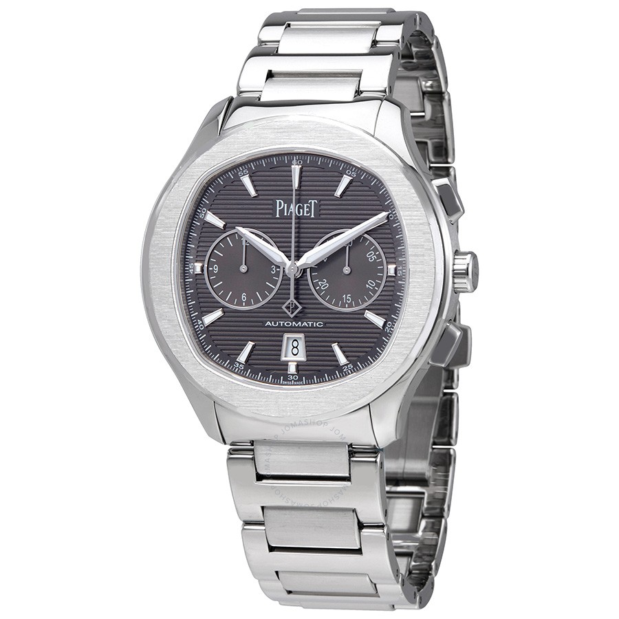 Piaget Polo S Chronograph Automatic Silver Dial Men's G0A42005