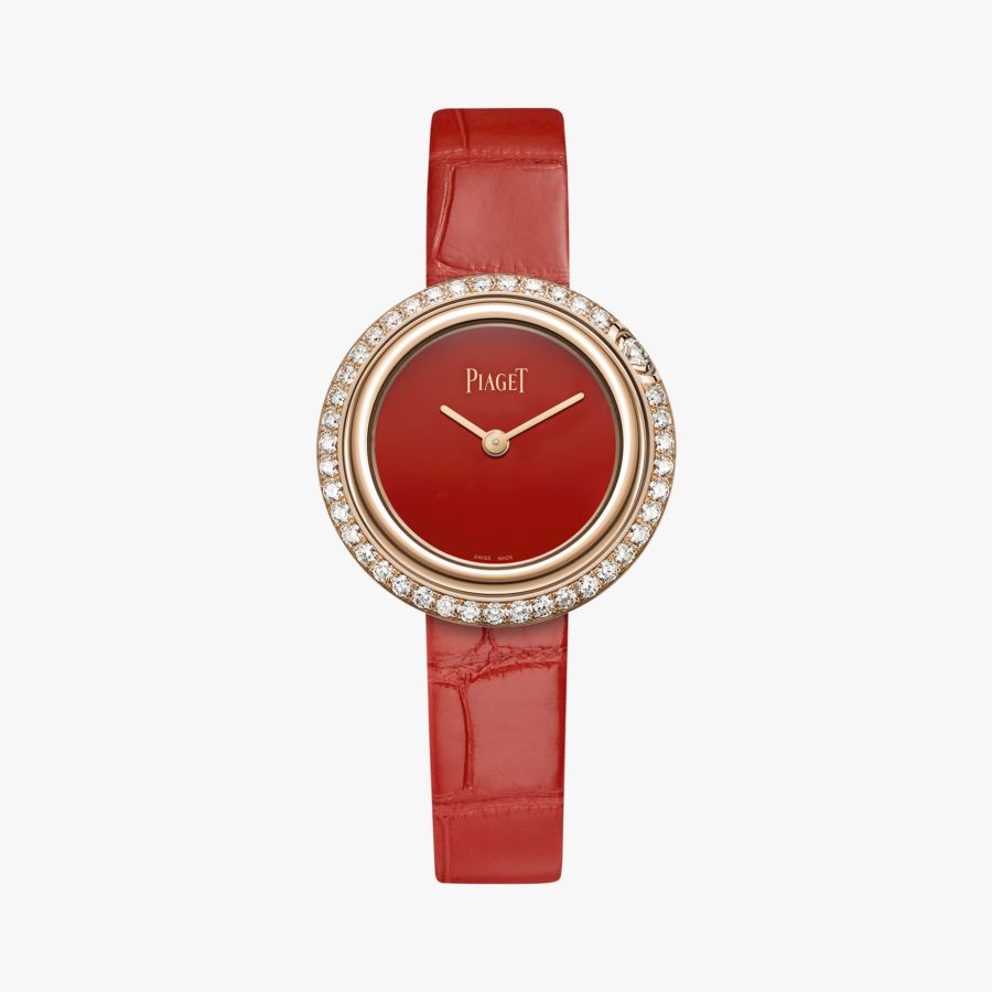 Piaget Possession Carnelian Dial Ladies G0A43088