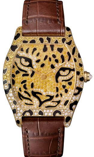 Cartier Tortue Yellow Gold HPI01190