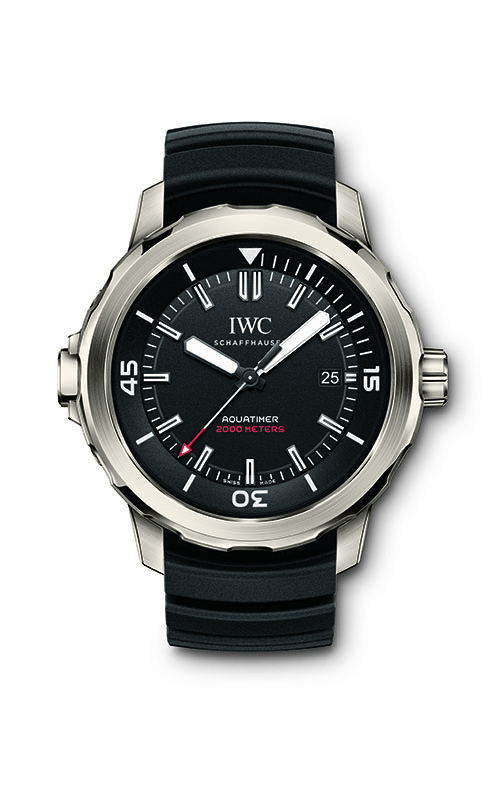 IWC Aquatimer Automatic 2000 Edition 35 years Ocean 2000watch IW329101 Replica