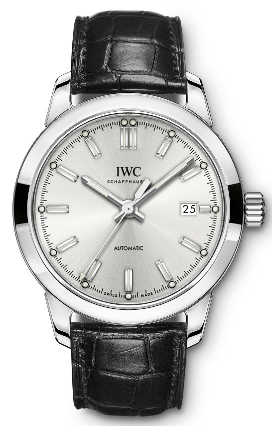 IWC Ingenieur Automatic Silver Dial Mens IW357001 Replica