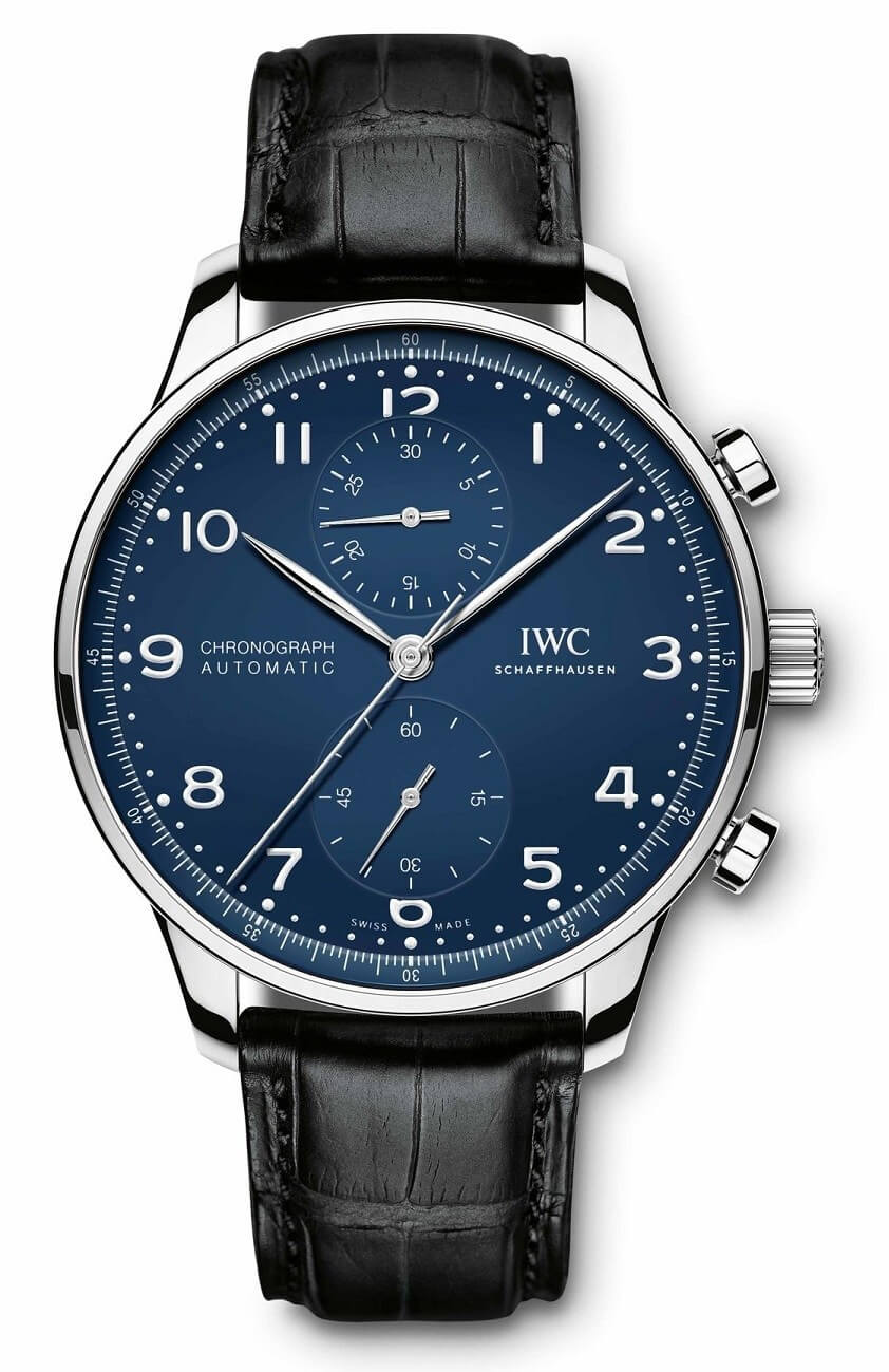 IWC Portugieser Chronograph Edition 150 Yearswatch IW371601 Replica