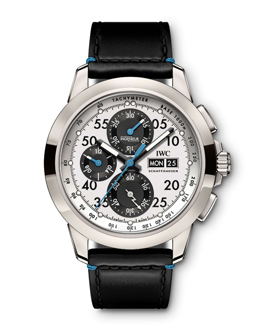 IWC Ingenieur Chronograph Sport Edition 76th Members Meeting at Goodwood IW381201 Replica