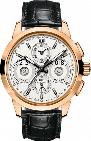 IWC Ingenieur Perpetual Calendar Digital Date-Month IW381701 Replica - Click Image to Close