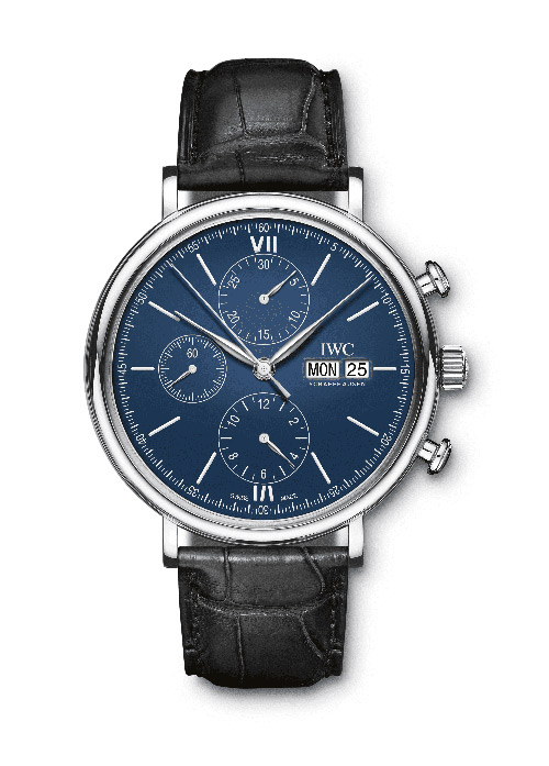 IWC Portofino Chronograph Edition 150 Years IW391023 Replica