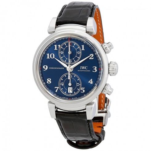 IWC Da Vinci Chronograph Edition Sport for Good Foundationwatch IW393402 Replica