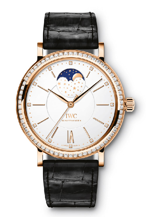 IWC Portofino Automatic Moon Phase 37 IW459009 Replica