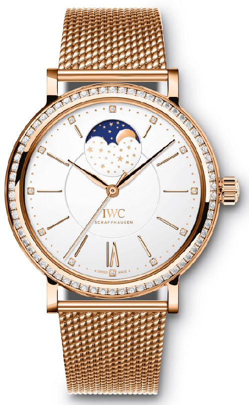 IWC Portofino Automatic Moon Phase 37 IW459010 Replica