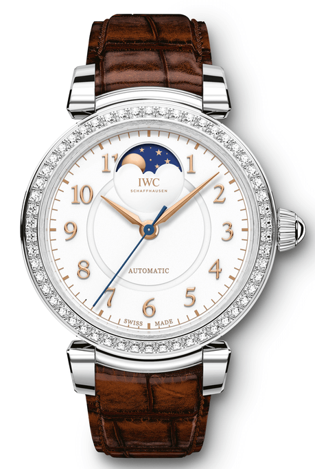 IWC Da Vinci Automatic Moonphase 36mm Ladies IW459307 Replica