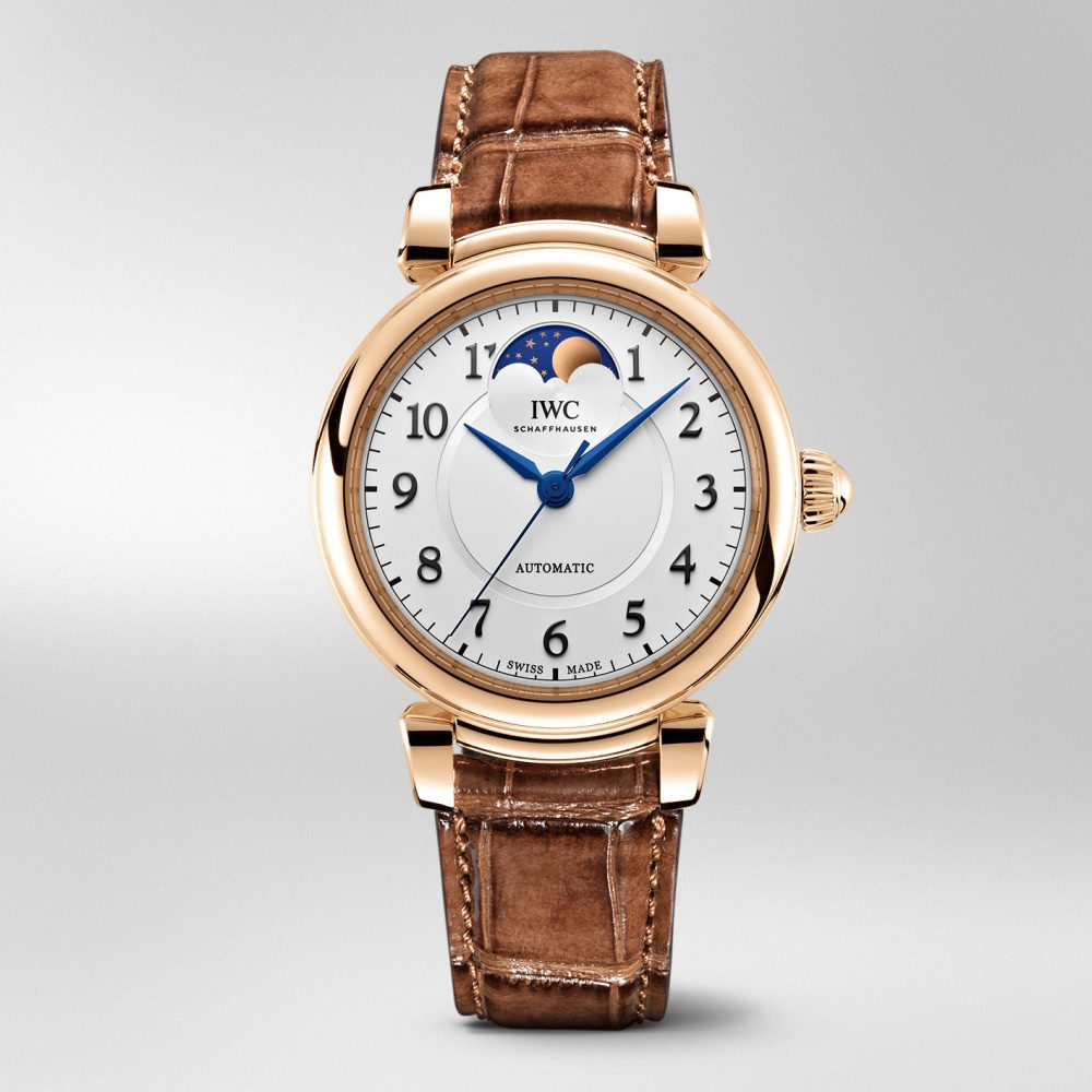 IWC Da Vinci Automatic Moon Phase 36 IW459308 Replica