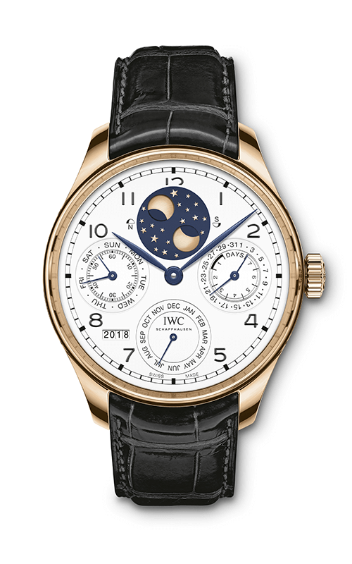 IWC Portugieser Perpetual Calendar Edition 150 Yearswatch IW503405 Replica