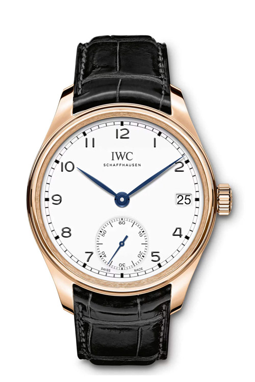 IWC Portugieser Hand-Wound Eight Days Edition 150 Years IW510211 Replica