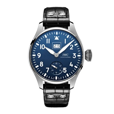 Big Pilots Big Date Edition 150 Years IW510503 Replica