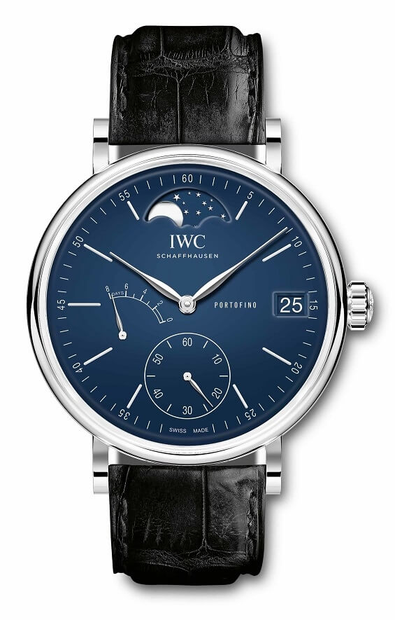 IWC Portofino Hand-Wound Moon Phase Edition 150 Years IW516405