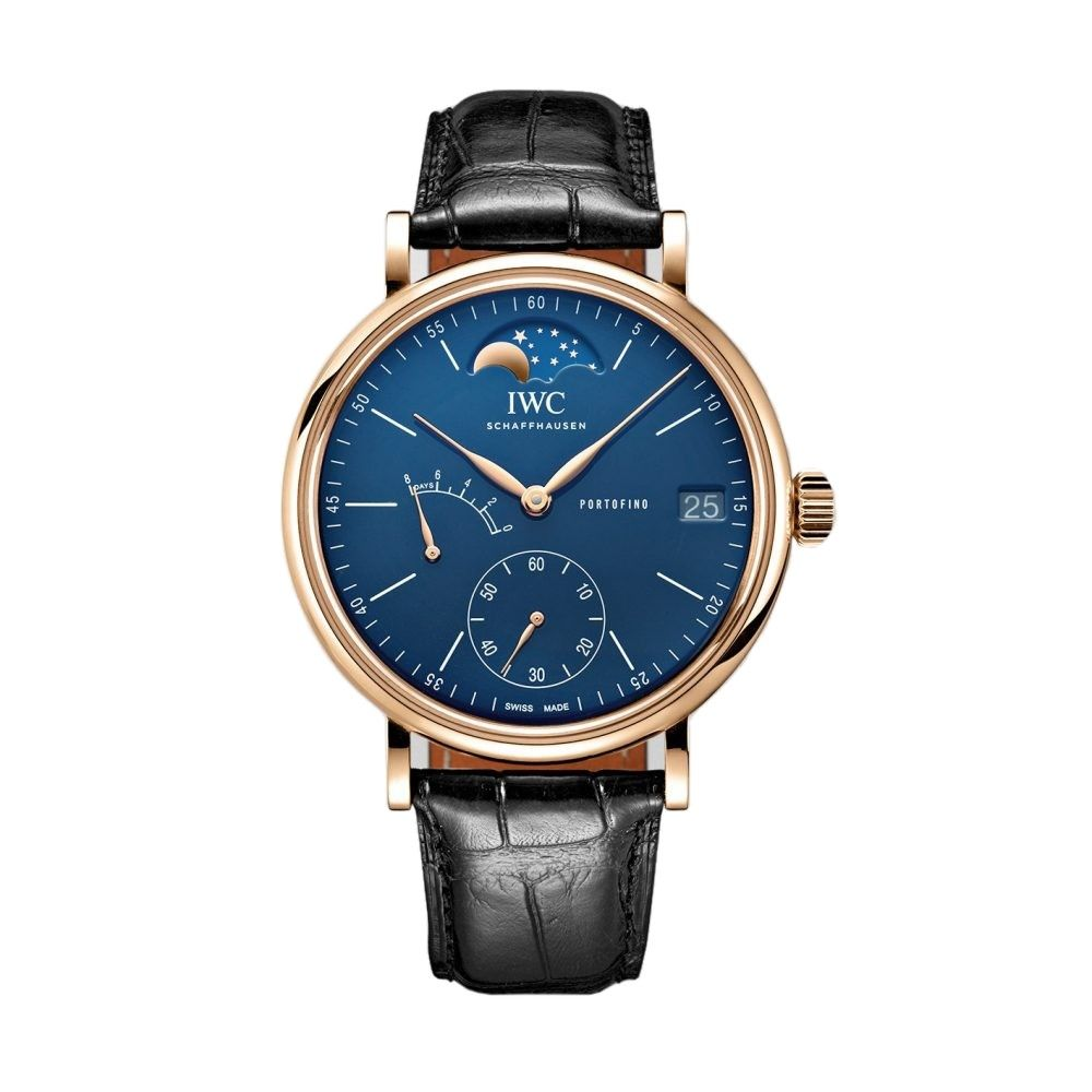 IWC Portofino Hand-Wound Moon Phase Edition 150 Years IW516407 Replica