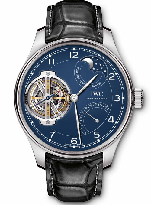 IWC Portugieser Constant-Force Tourbillon Edition 150 Years IW590203 Replica