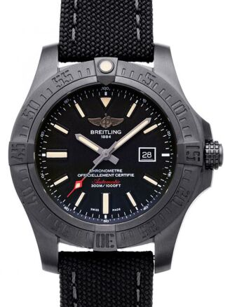 Breitling Avenger Blackbird Mens Watch Replica