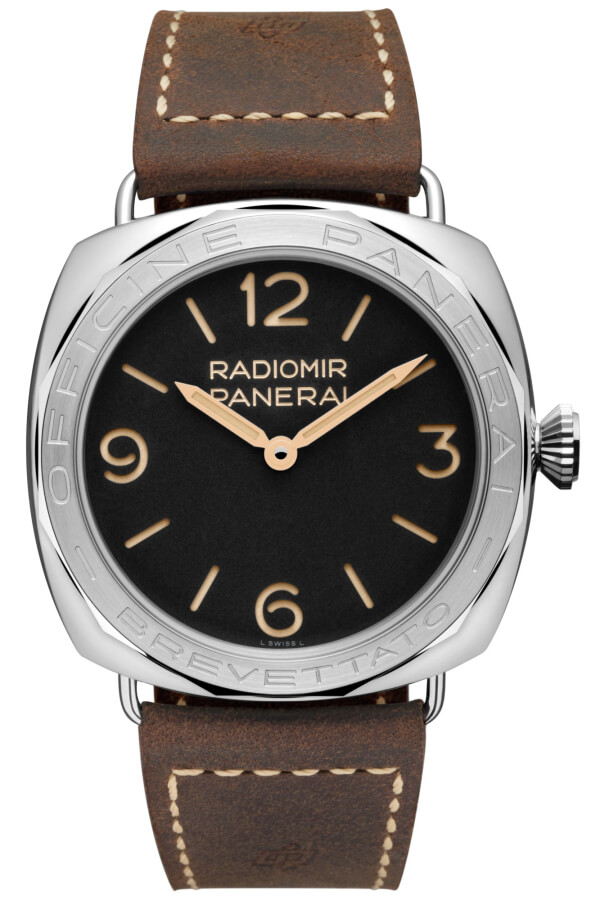 Panerai Radiomir 3 Days Acciaio 47mm PAM00685 Watch Replica