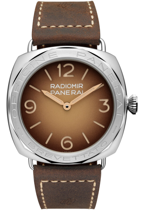 Panerai Radiomir 3 Days Acciaio 47mm PAM00687 Watch Replica