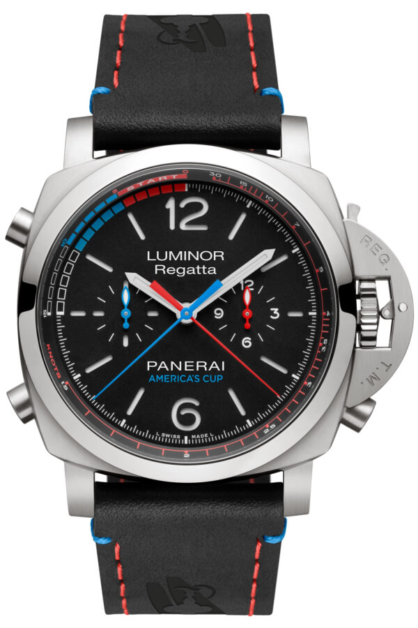 Panerai Luminor 1950 Regatta ORACLE TEAM USA 3 Days Chrono Flyback Automatic Titanio 47mm PAM00726 Watch Replica
