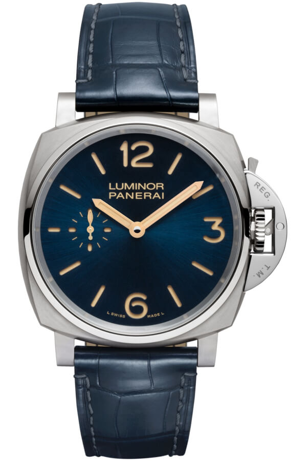 Panerai Luminor Due 3 Days Titanio 42mm PAM00728 Watch Replica