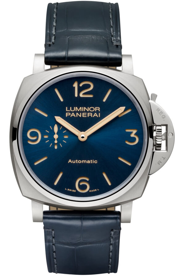 Panerai Luminor Due 3 Days Automatic Titanio 45mm PAM00729 Watch Replica