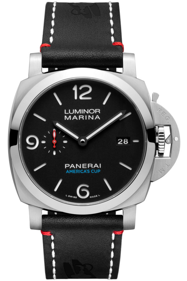 Panerai Luminor Marina 1950 SOFTBANK TEAM JAPAN 3 Days Automatic Acciaio 44mm PAM00732 Watch Replica