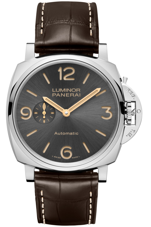 Panerai Luminor Due 3 Days Automatic Acciaio 45mm PAM00739 Watch Replica