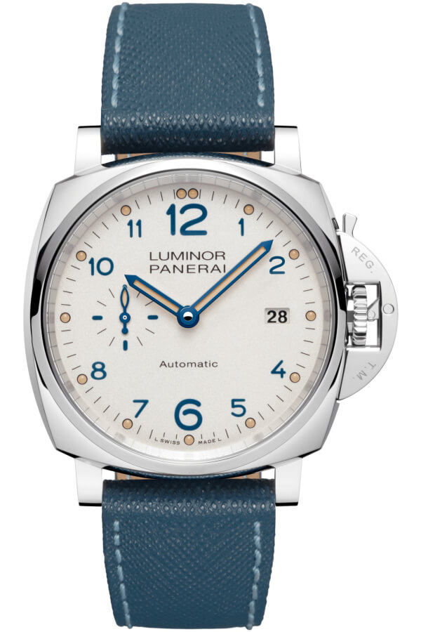 Panerai Luminor Due 3 Days Automatic Acciaio 42mm PAM00906 Watch Replica