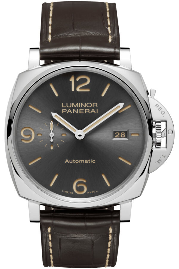 Panerai Luminor Due 3 Days Automatic Acciaio 45mm PAM00943 Watch Replica