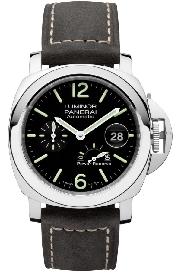 Panerai Luminor Power Reserve Automatic Acciaio 44mm PAM01090 Watch Replica - Click Image to Close