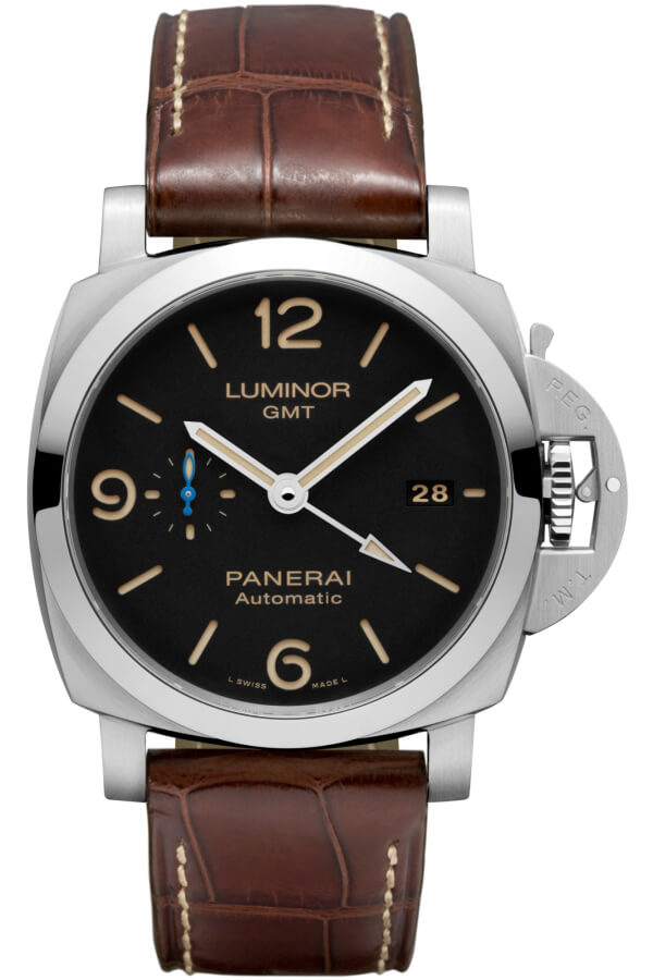 Panerai Luminor 1950 3 Days GMT Automatic Acciaio 44mm PAM01320 Watch Replica