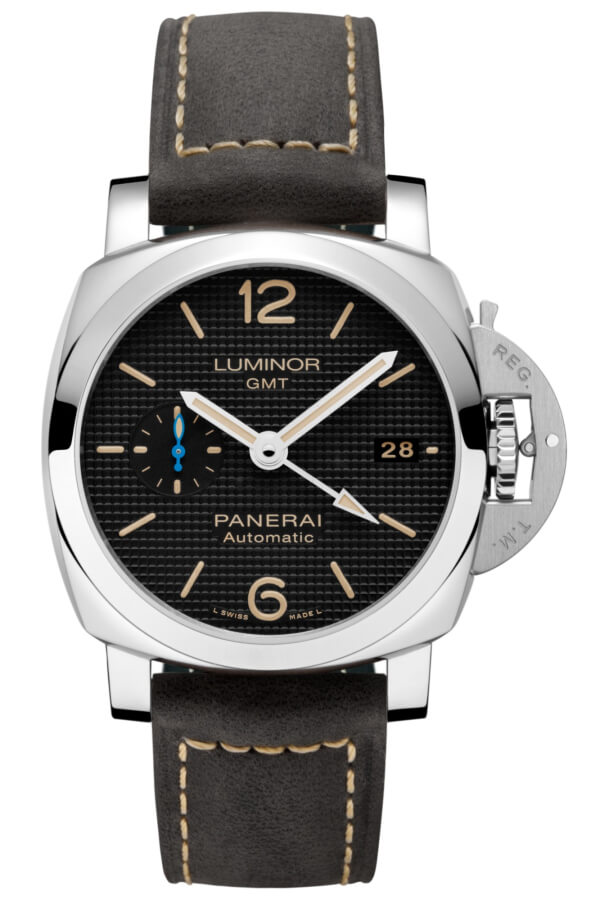 Panerai Luminor 1950 3 Days GMT Automatic Acciaio 42mm PAM01535 Watch Replica