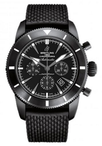 Breitling Superocean Heritage Chronoworks Limited Edition Ceramic Watch Replica