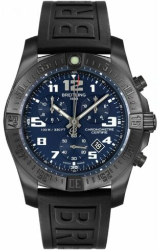 Breitling Chronospace Evo Night Mission Watch Replica