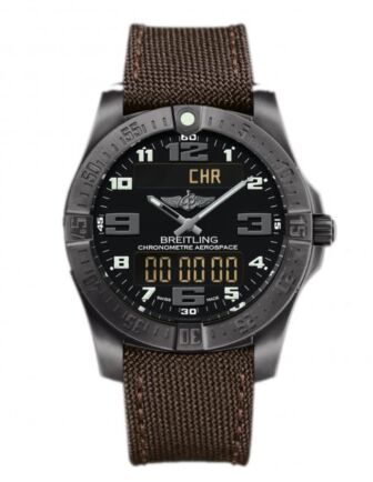 Breitling Aerospace Evo Titanium Watch? Replica