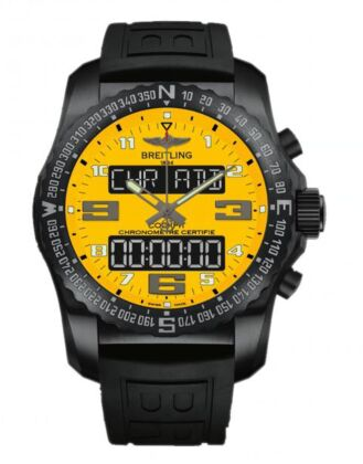 Breitling Cockpit B50 Limited Edition Titanium Watch Replica