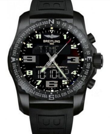 Breitling Cockpit B50 Titanium Watch Replica