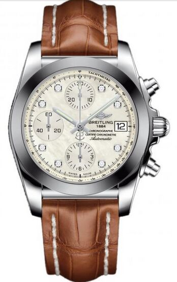 Breitling Chronomat 38 Stainless Steel Watch Replica