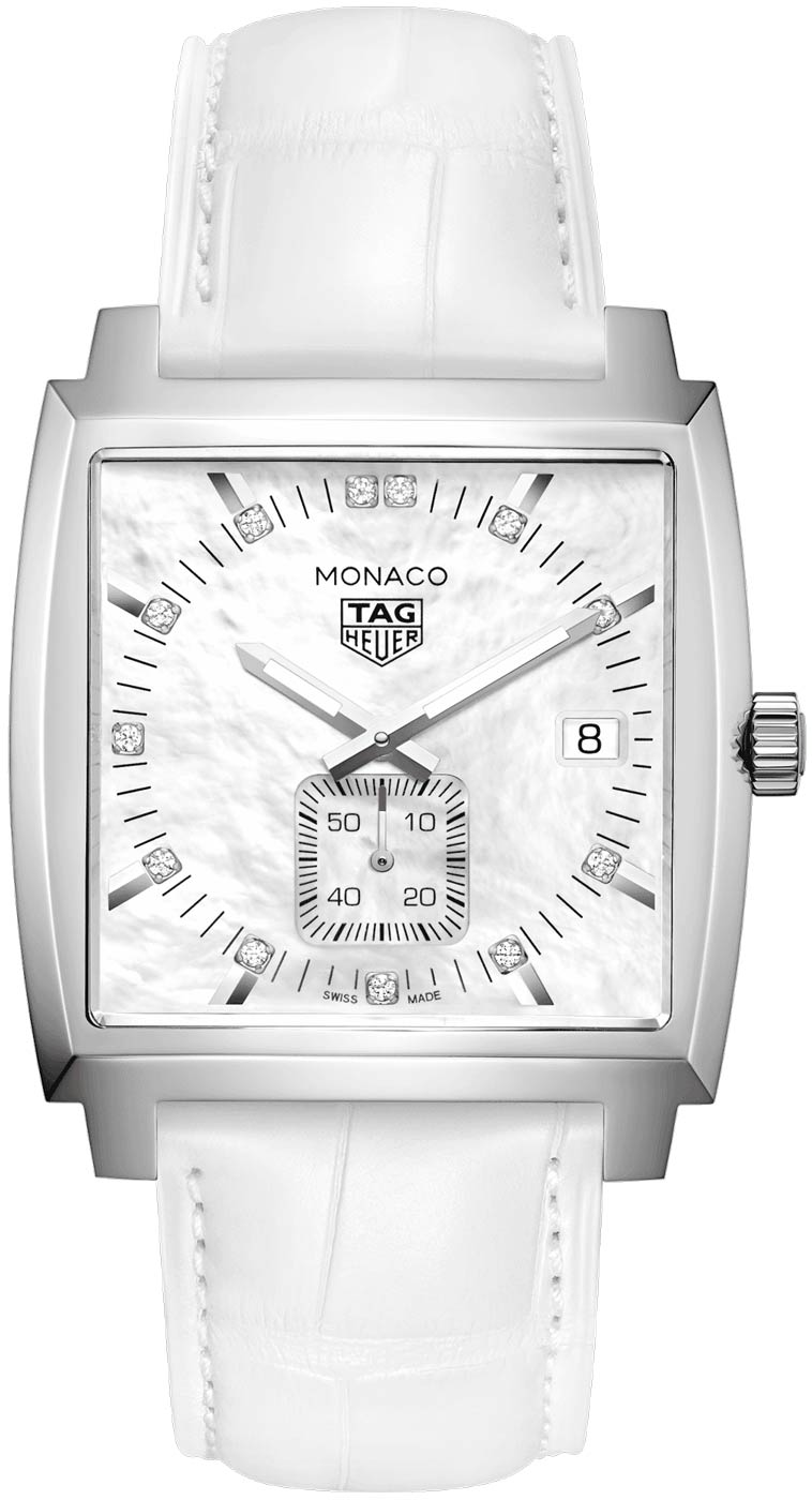 Tag Heuer Monaco Quartz Ladies Watch Replica