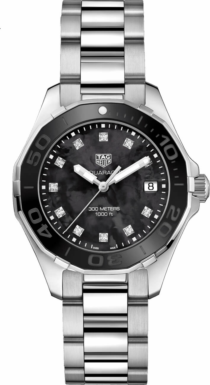 Tag Heuer Aquaracer Quartz Ladies 35mm Ladies Watch Replica