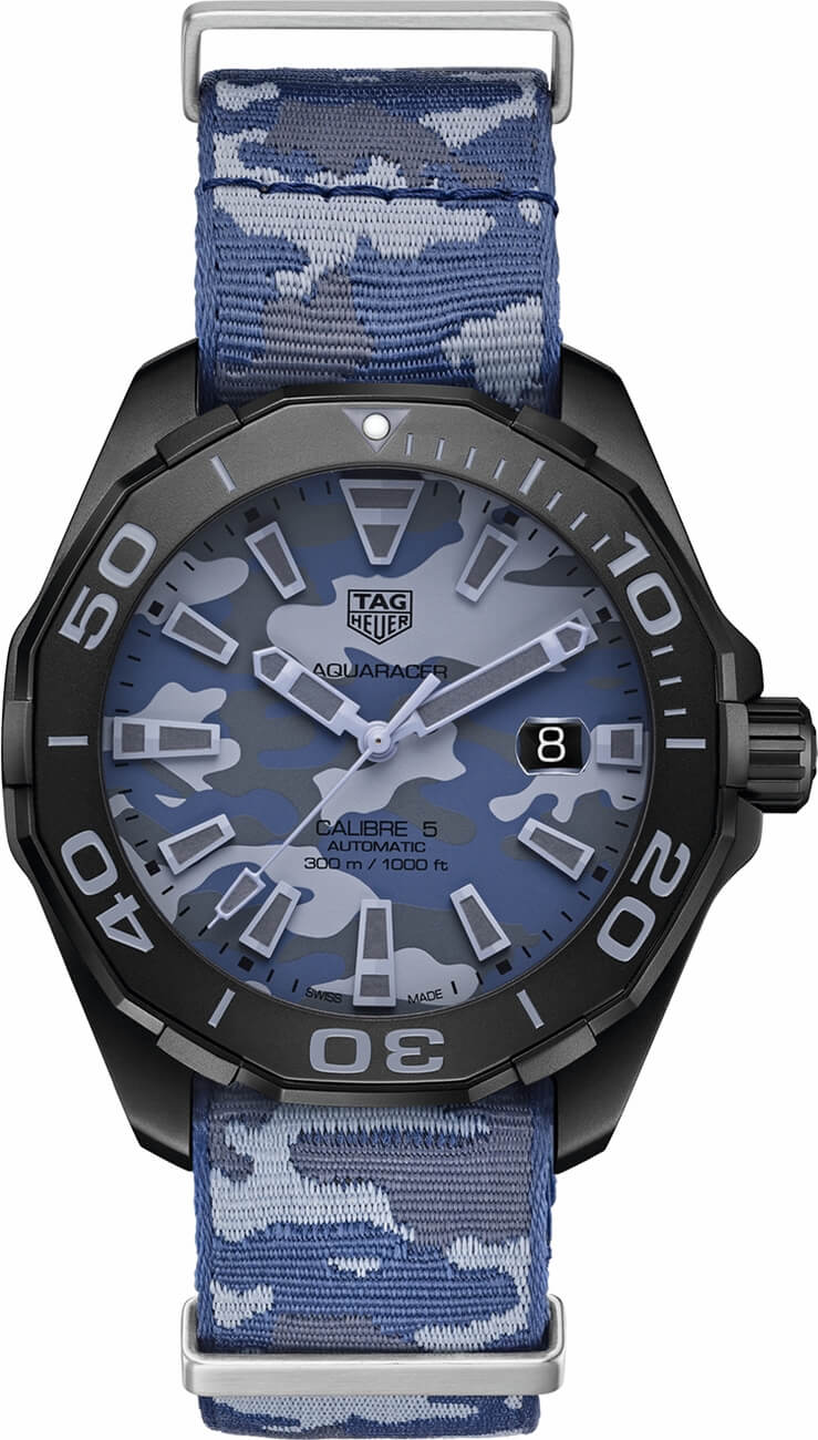 Tag Heuer Aquaracer Automatic Mens Watch Replica