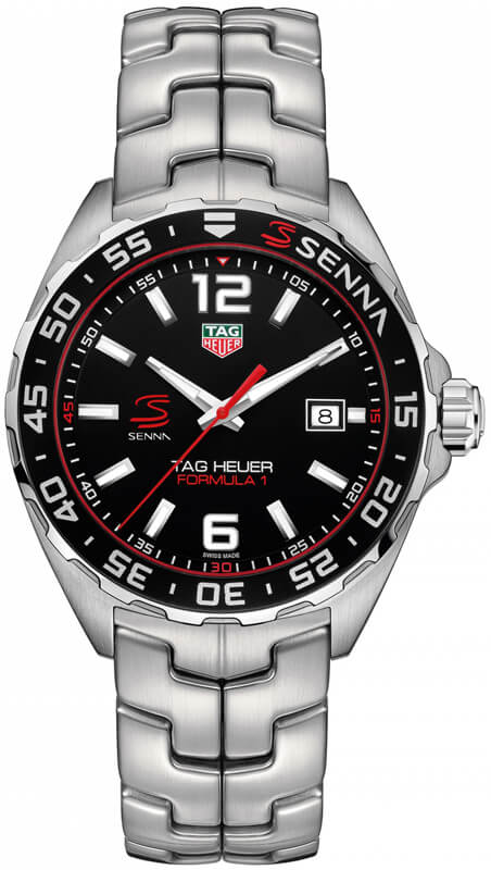 Tag Heuer Formula 1 Senna Mens Watch Replica
