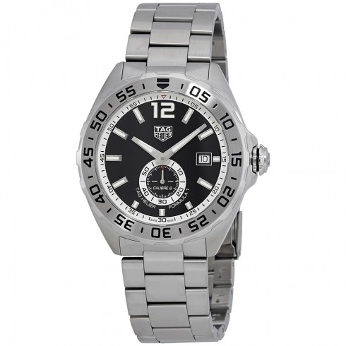 Tag Heuer Formula 1 Automatic Black Dial Mens Watch Replica