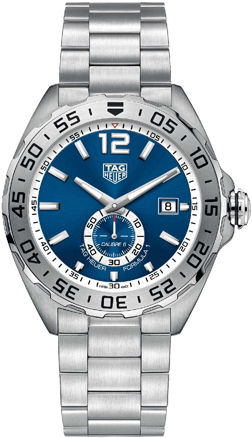 Tag Heuer Formula 1 Automatic Blue Dial Mens Watch Replica