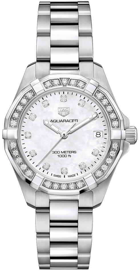 Tag Heuer Aquaracer Quartz Ladies 32mm Ladies Watch Replica