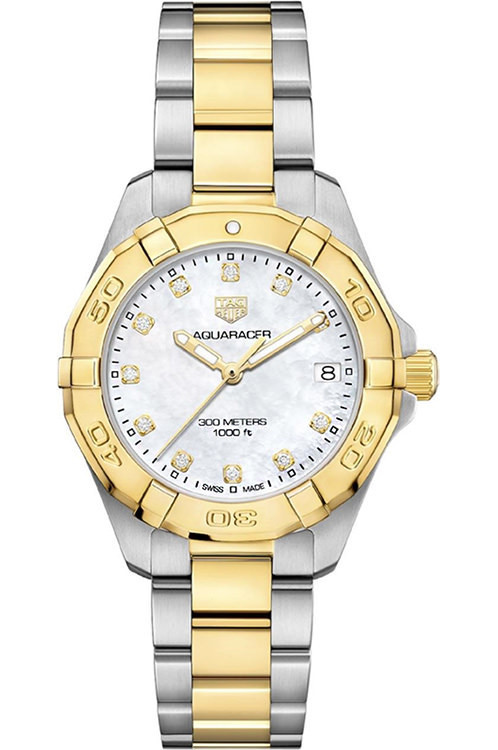 Tag Heuer Aquaracer Diamond Ladies Watch Replica