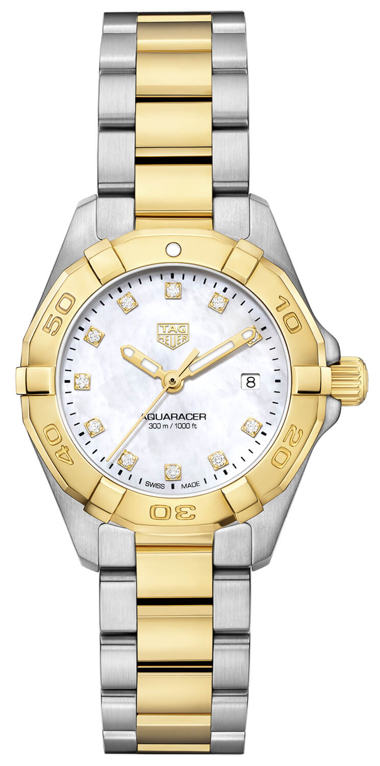 Tag Heuer Aquaracer Quartz Ladies 27mm Ladies Watch Replica
